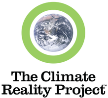 LIVE talk by ClimateRealityProject.com