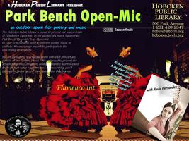 Park Bench Openmic