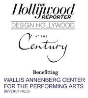 THR DESIGN HOLLYWOOD AT THE CENTURY benefitting