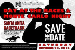 JMMF Day at the Races & Monte Carlo Night II