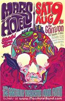 Live Grateful Dead Music by Mars Hotel at The Garrison