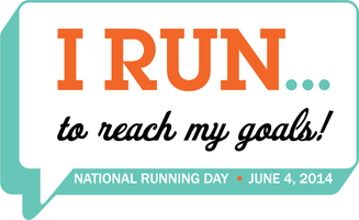 National Running Day with The Cowtown