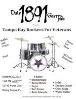Tampa Rockers for Veterans Music Fest and Dale 1891...
