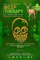 ✦ COCODRILLS ✦ TIER (Orlando, FL) ✦ Thursday, June...