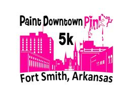 Paint Downtown Pink 5k