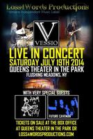 Loss4Words Productions Presents Vessio Live in Concert