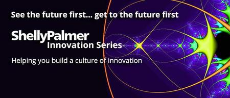 Shelly Palmer Innovation Series August Breakfast NYC