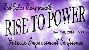Rise to Power Business Empowerment Conference '14