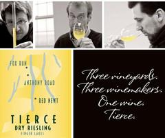 2012 Tierce Riesling Release Party