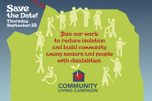 Community Living Campaign Annual Event