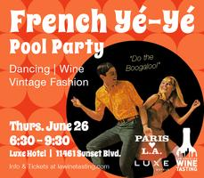 1960's French Summer Soirée (Luxe Hotel on Sunset)