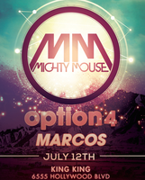 The Do LaB presents Mighty Mouse, Option4 and Marcos