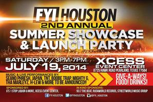 2nd Annual Summer Launch & Showcase