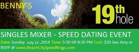 Lawndale - Los Angeles SPEED DATING Event