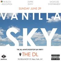 "the Block Association Presents ""Vanilla Sky"" All White..."