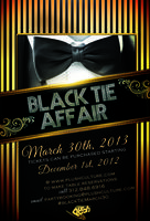 "Plush Culture Presents ""The Black Tie Affair"""