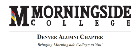Morningside College Alumni Gathering, Denver, Colorado...