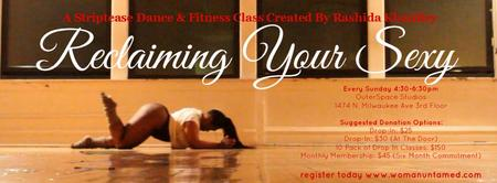 Reclaiming Your Sexy ~ A Striptease Dance & Fitness...