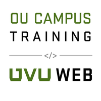 "OUCampus Version 10 ""Classroom"" Training - June 23"