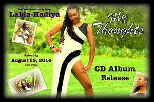 My Thoughts CD Album Release