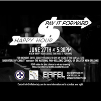 Pay It Foward: NPHC Happy Hour