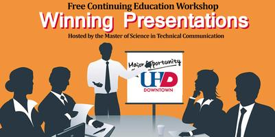 Winning Presentations Workshop