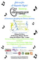 A Cappella Night! A Fundraiser Benefitting the Theresa...