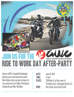 RIDE TO WORK DAY AFTER-PARTY AT ACORN WOODS