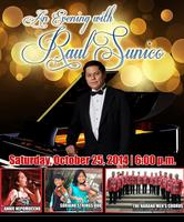 An Evening with Raul Sunico