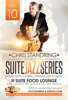 Chris Standring Live  at Suite