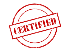 Explaining Goverment Certifications