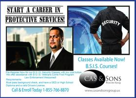 FREE BSIS CA Security Guard Training