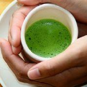 Go GREEN with Matcha Tea