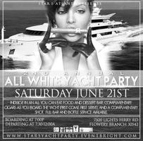 STARS All White Yacht Party