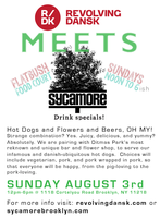 Hot Dogs and Flowers and Beers, OH MY!