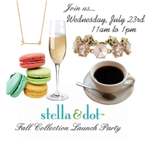 Stella & Dot Opportunity Session & Fall Collection...