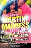 "LAFF OUT LOUD PRESENTS ""SUMMER MARTINI MADNESS..."