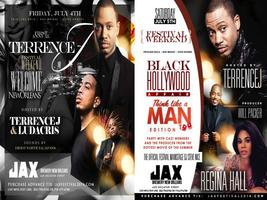 "The 4th Annual Black Hollywood Explosion ""Terrence J..."