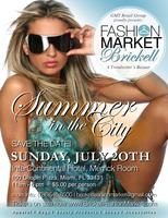 """Brickell Fashion Market's """"Summer in the City"""": A..."""