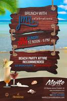 Brunch with JMR Celebrations at Mojito Lounge &...