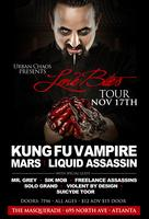The Love Bites Tour 2012 Featuring Kung Fu Vampire,...