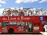Lion and Rose Tailgate Party