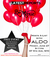 ALDO A-List Party hosted by The Latest Reports and Be...