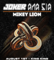 The Do LaB presents Joker, Ana Sia and Mikey Lion in...
