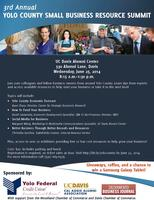 3rd Annual Yolo County Small Business Resource Summit