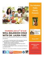 Well Balanced Child: A Workshop with Dr. Laura Fiske