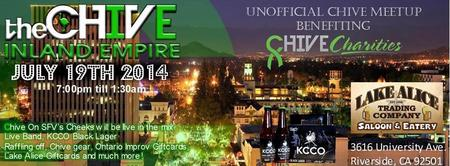 Inland Empire's Unofficial Chive Meetup!