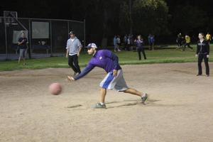 Kickball Pickup game!