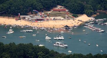 ATLANTA'S GROWN & SEXY LAKE LANIER TAKEOVER