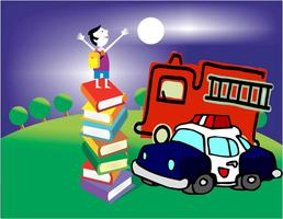 STORYTIME AT LONGMONT PUBLIC SAFETY - AUGUST 13, 2014...